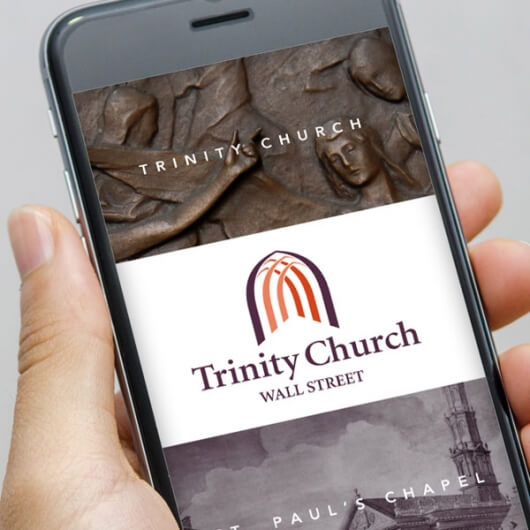 Trinity Church</br>Wall Street