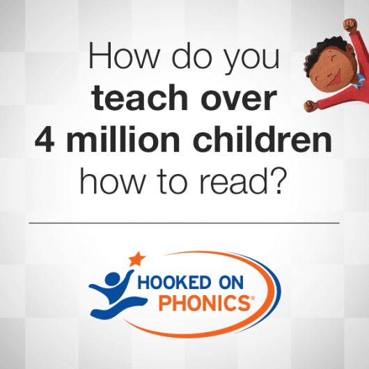 Hooked on Phonics Learn to Read: We created the world's leading educational program, filled with games, songs and stories. With over four million downloads, we're teaching children all over the world how to read.